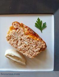 Receta de pastel de merluza rápido #Cantabria #Spain
