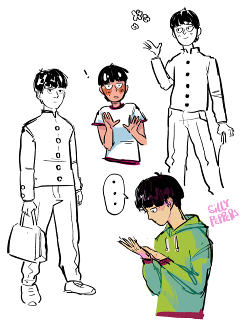One day i will draw something that's not children I want to Protect™ Today is not that day look at mob