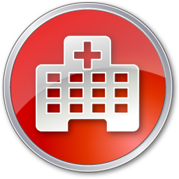 256 X 256 Pixel Hospital Png Icon Icon Download Free Hospital Icon Free Icons