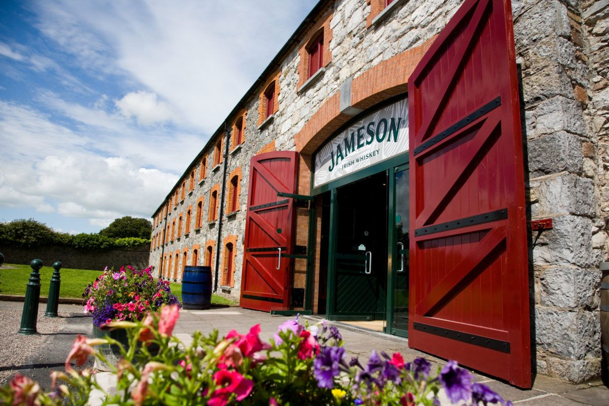 The Jameson Experience At Midleton Distillery Just Outside Cork City Is A Guided Tour Which Brings The Stories Of Ja Whiskey Tour Whiskey Trail Europe Vacation