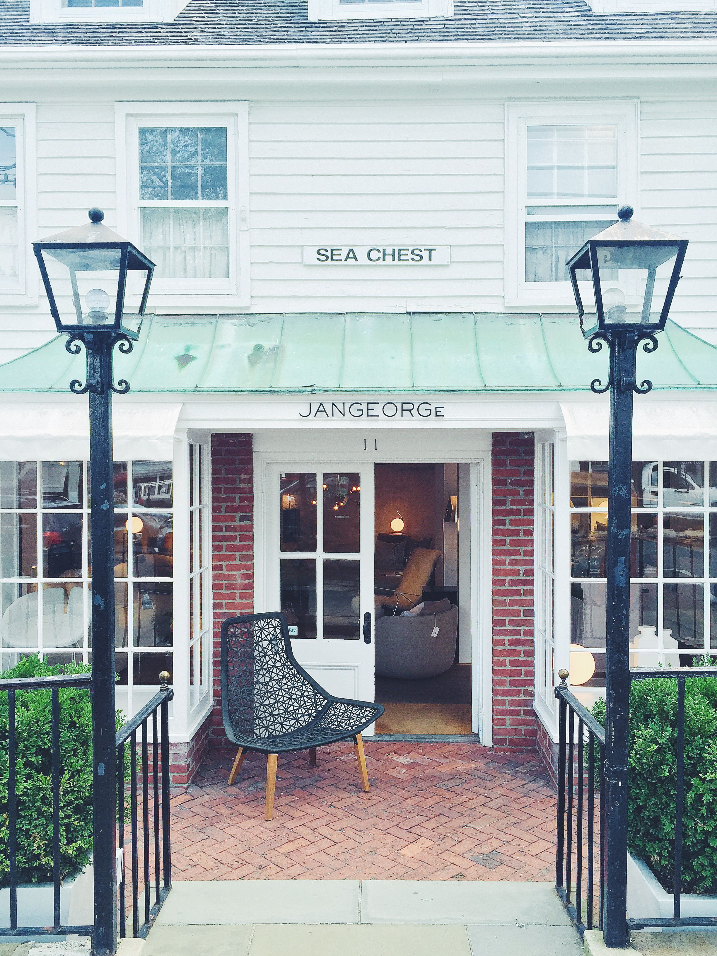 Jangeorge Furniture Store In Sag Harbor, Ny