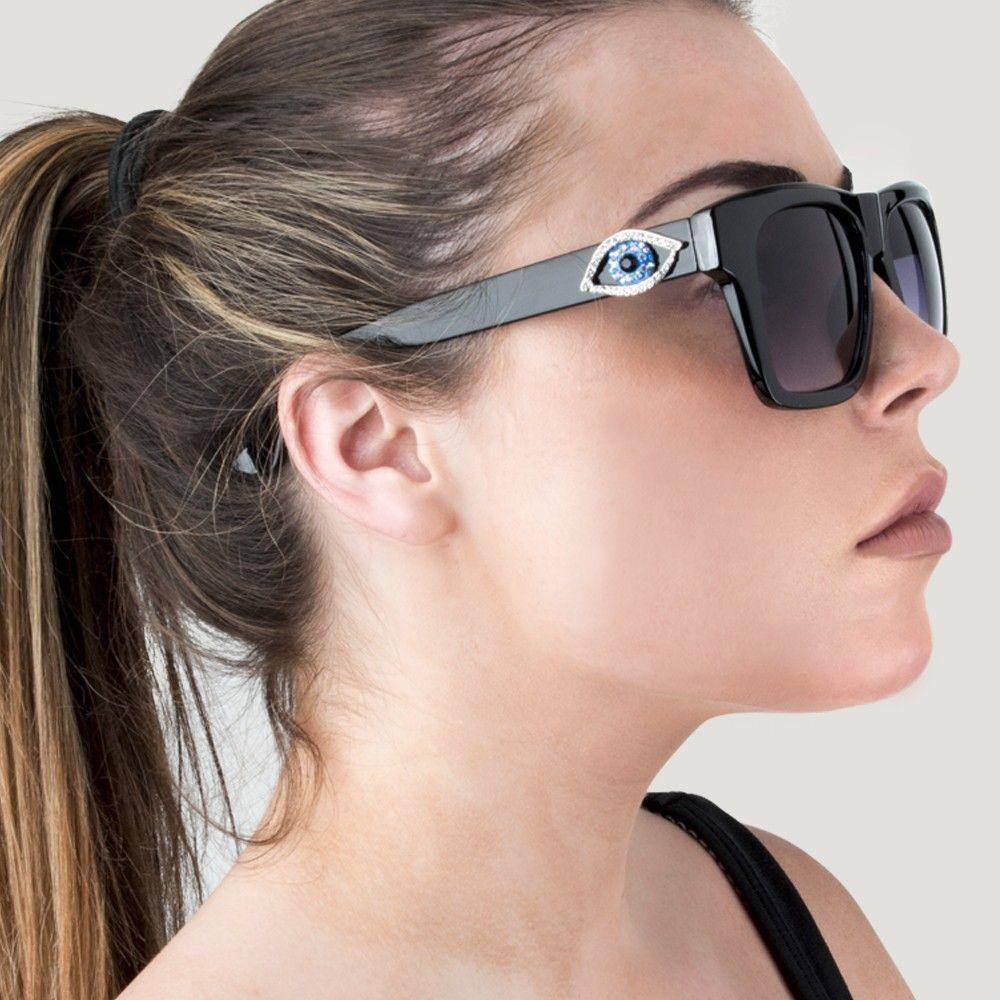 Butler & Wilson Eye Sunglasses Dragon sunglasses