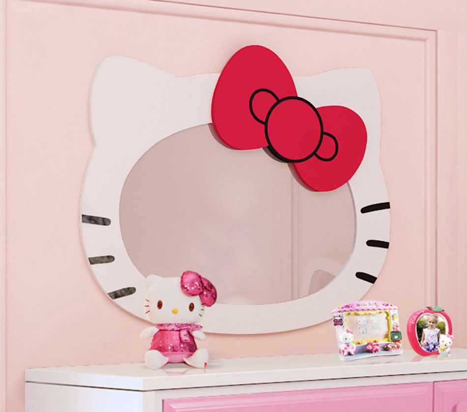 Hello Kitty Mirror Im Getting For My Little Girls Room