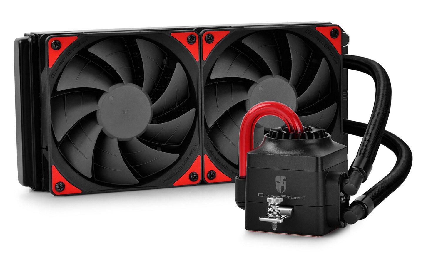 Deepcool Unveils The Captain Ex Series Cpu Liquid Coolers Custom