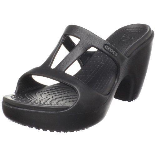 58a0ecadf293 crocs Women s Cyprus II Sandal
