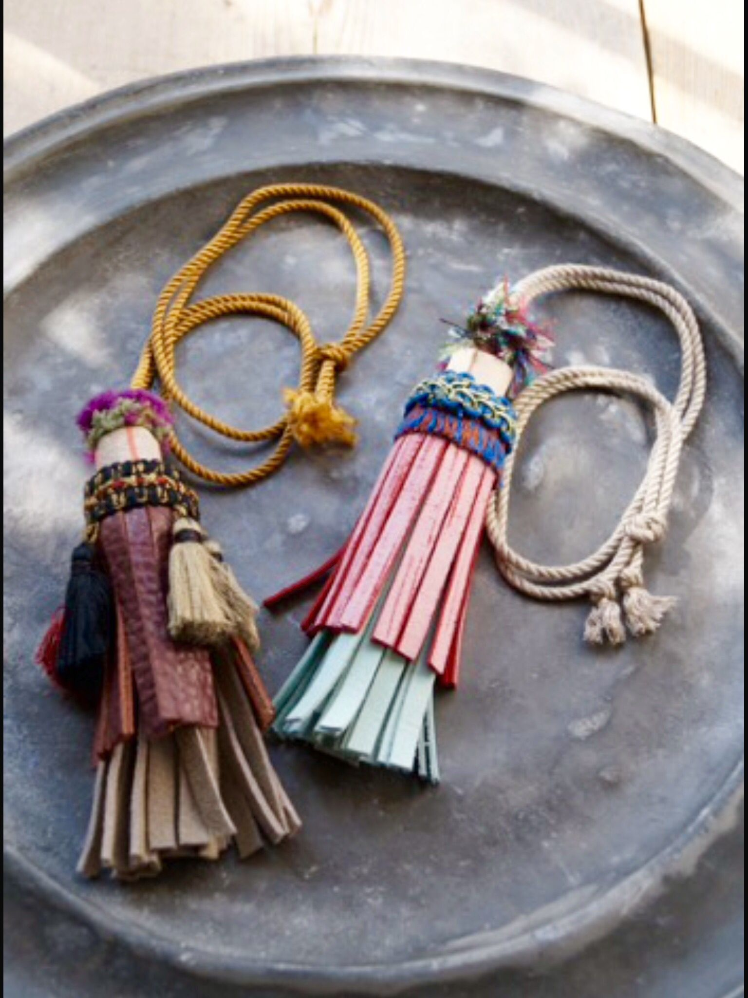 Pin by Marco Ramos on Accessories | Pinterest | Tassels, Keychains ...