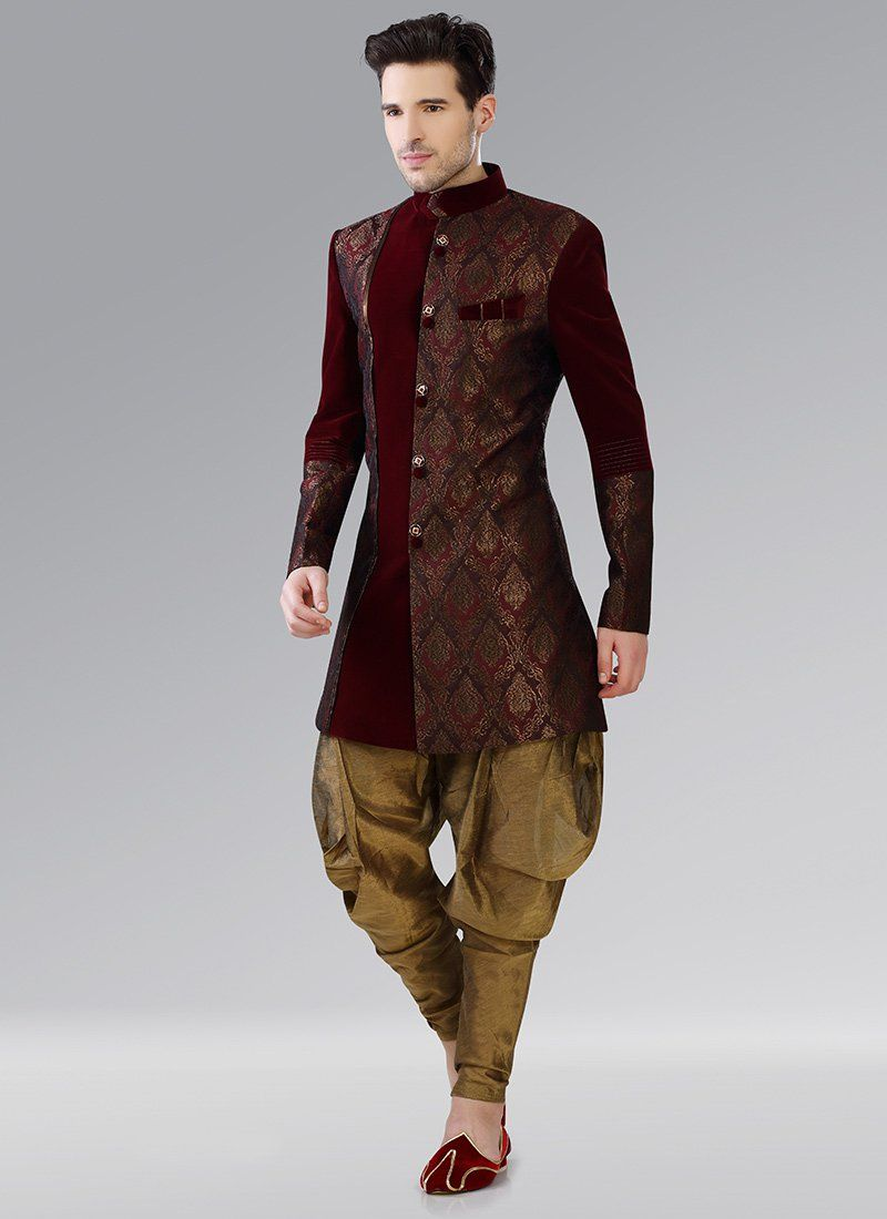 Menlo park indian groom wear indian groom dress