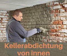 Photo of Kellerabdichtung von innen | selbst.de