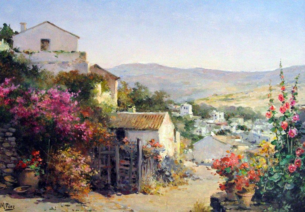 imgenes de pinturas de paisajes bodegones y paisajes cuadros al