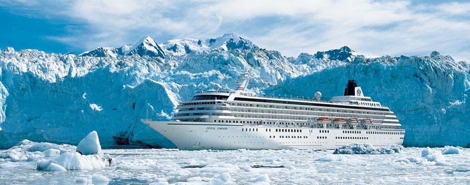 Glacier Bay, Alaska Cruise Ship Schedule 2017 | Crew Center