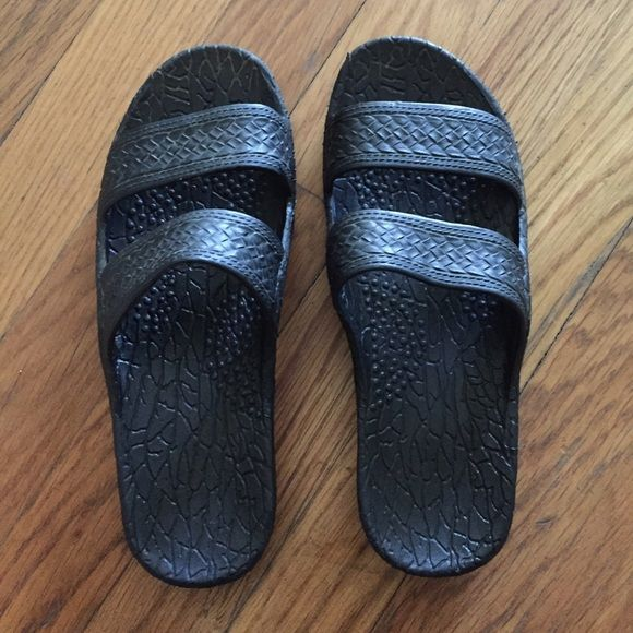 e440651fb Worn once! Jesus sandals