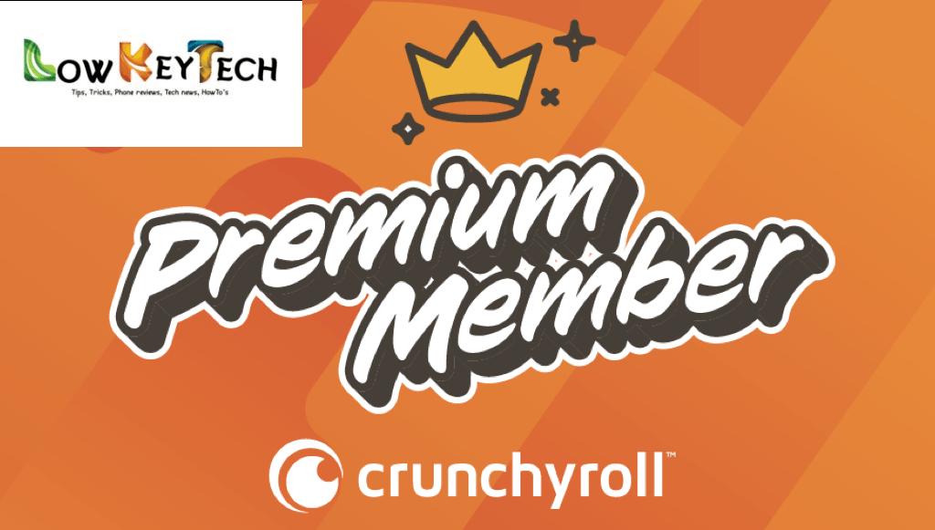 Ultimate List Of Free Crunchyroll Premium Accounts 2019
