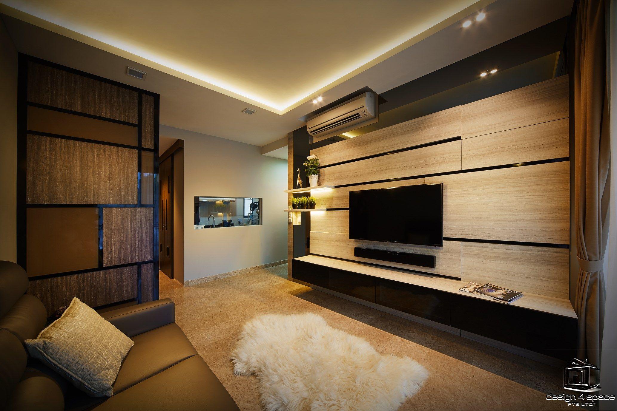 DESIGN4SPACE is home renovation & HDB interior design