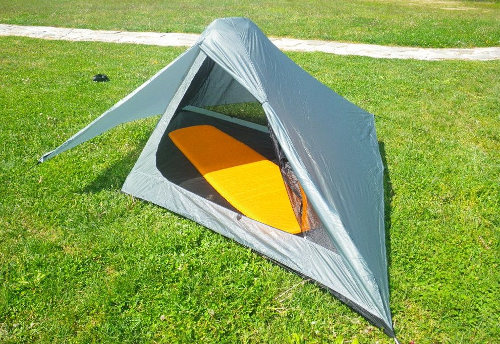 LightHeart Solo - Standard LightHeart Gear Ultra-Light Backpacking Tents & LightHeart Solo - Standard: LightHeart Gear Ultra-Light ...