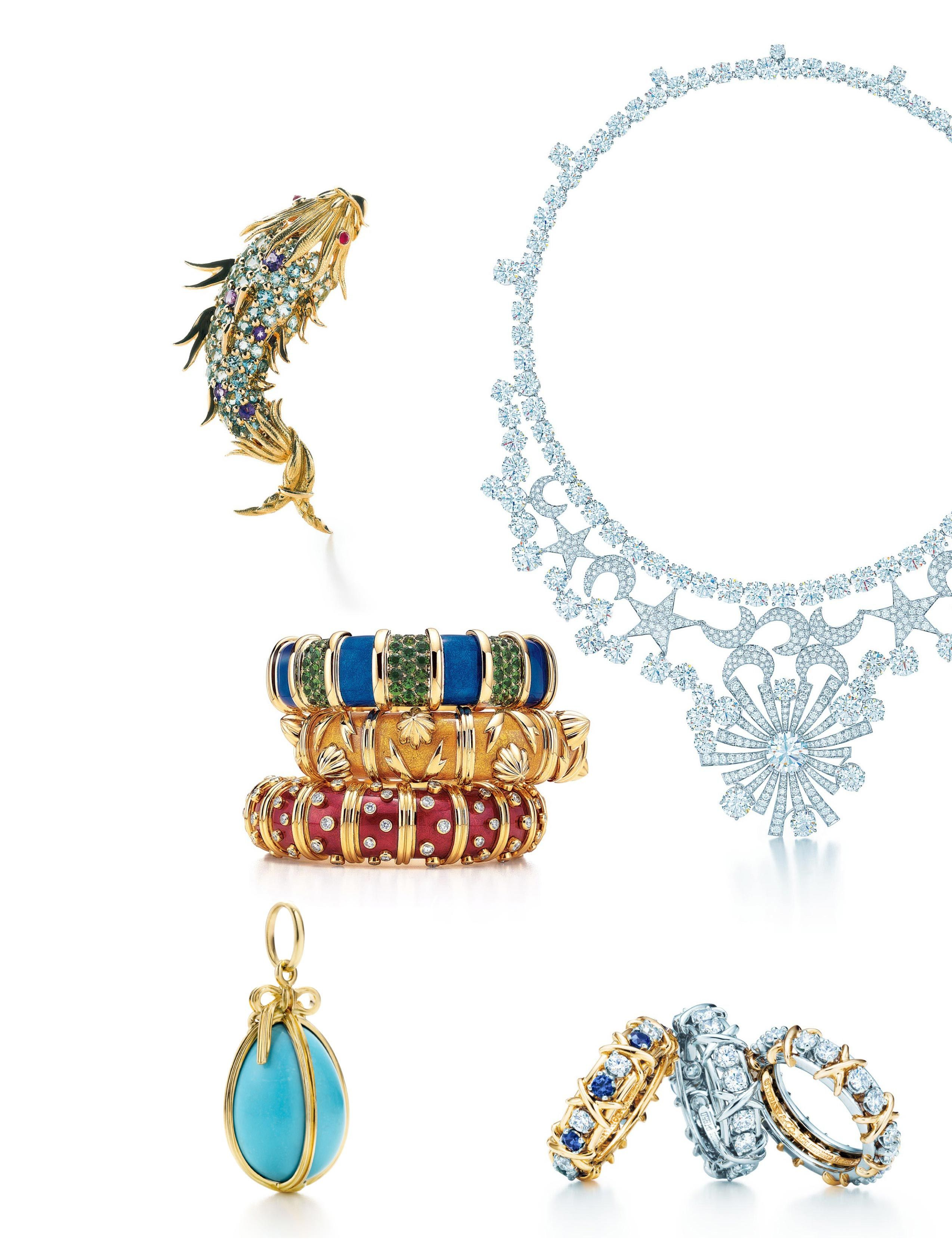 29df063ab jean schlumberger jewelry | Jean Schlumberger | The Tiffany Story | Tiffany  & Co.