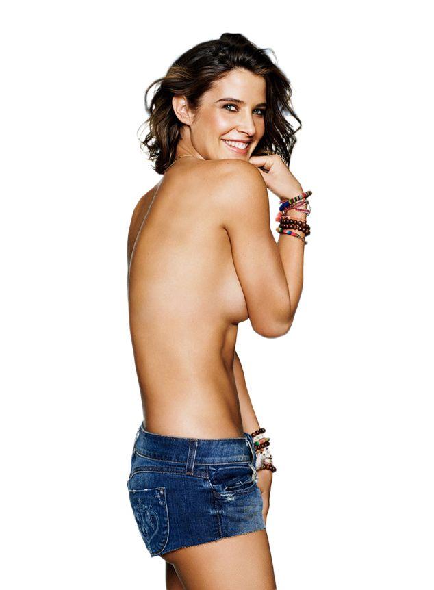 Cobie Smulders Butt