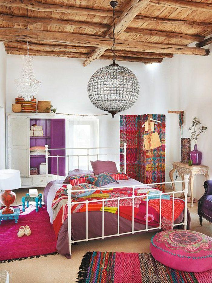 ▷ 1001+ déco uniques pour créer une chambre hippie | chambres du ...