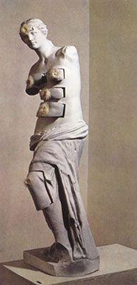 Salvador Dalí, Venus de Milo à tiroirs