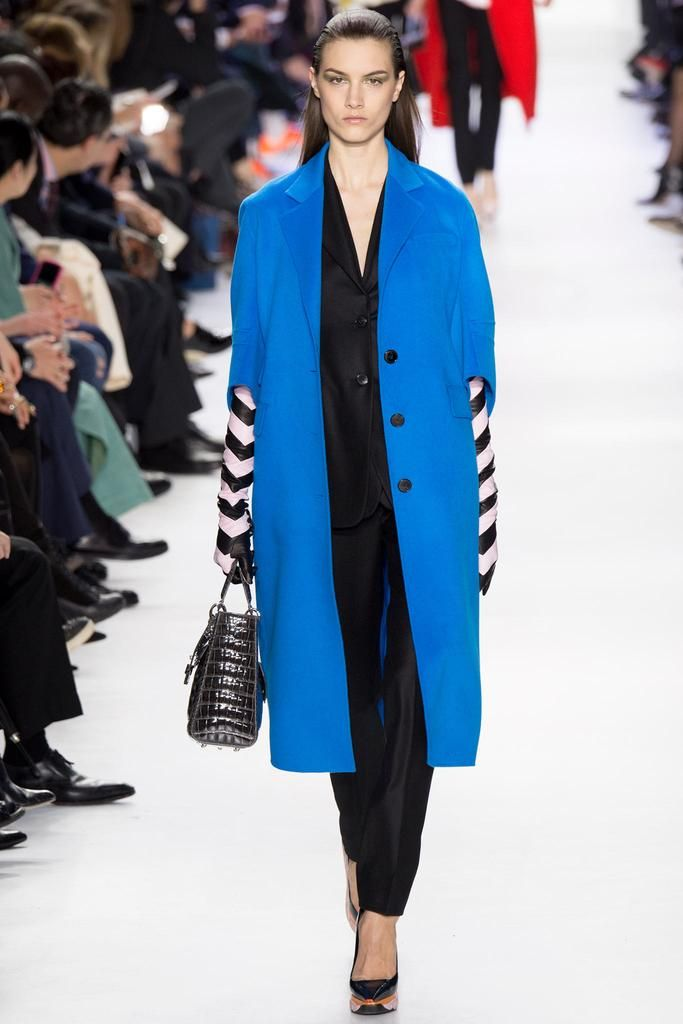 Christian Dior Fall 2014 Ready-to-Wear - Collection - Gallery - Look 1 - Style.com