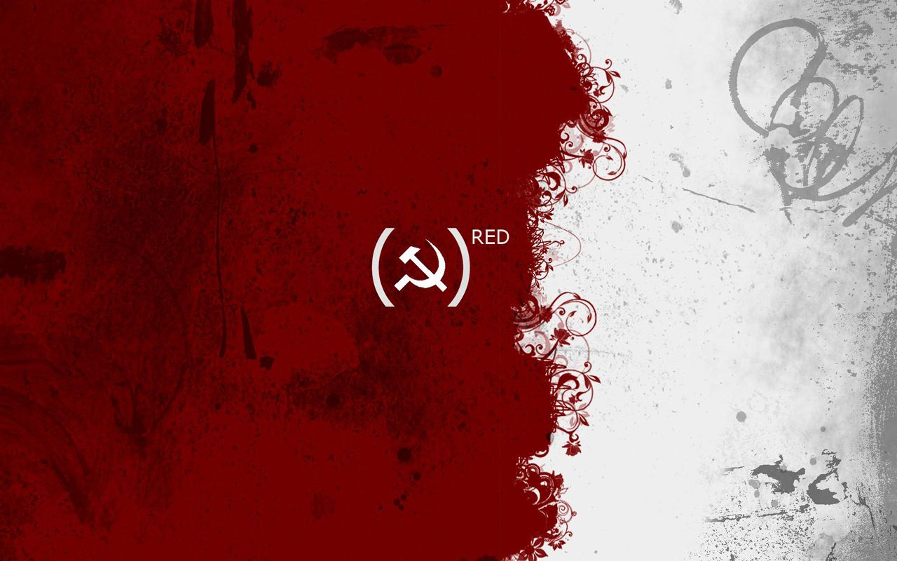 Communist Red Cute Wallpapers For Computer Red And White Wallpaper Red Wallpaper