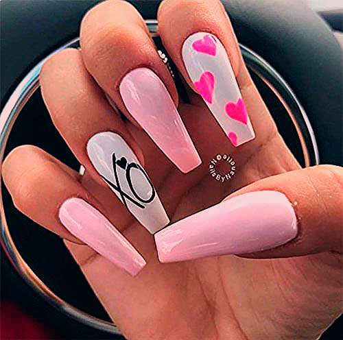 Photo of Coffin Nails Designs Short