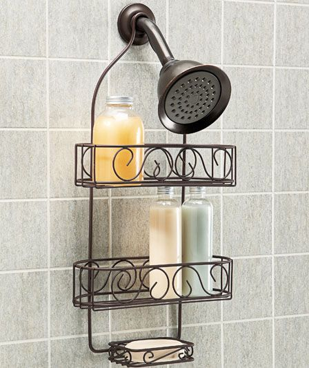 Scrolly :) Love The Bar Soap Holder At The Bottom