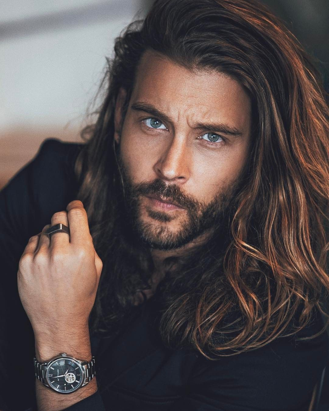 Haircuts men long pin by ariel banks on hair  pinterest  long hair styles hair and