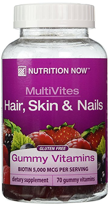Best Hair Gummy Supplements Reviews & Ratings in 2020