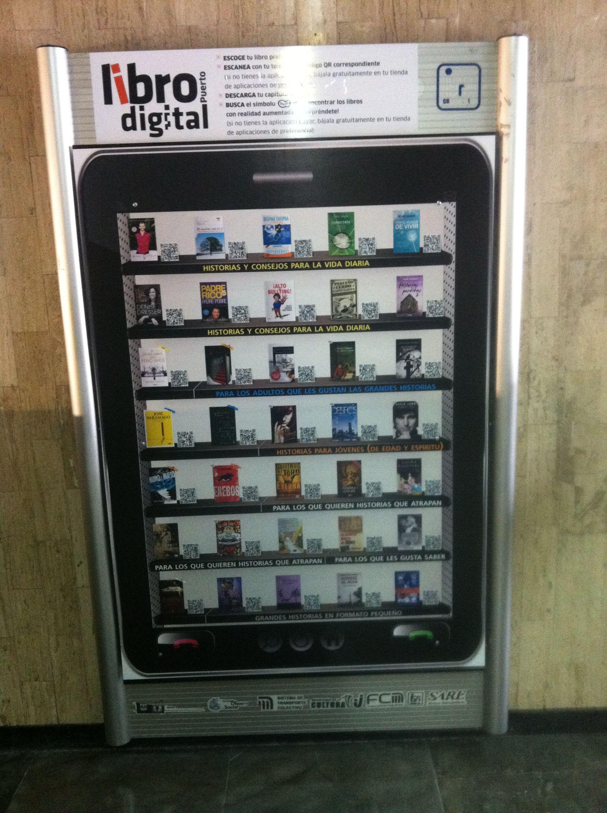 Libro Digital En El Metro Guerrero Libros Digitales Libros El