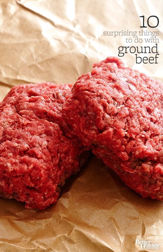 11 Creative Ways To Cook With Ground Beef Ground Beef Recipes Recipes Beef Recipes