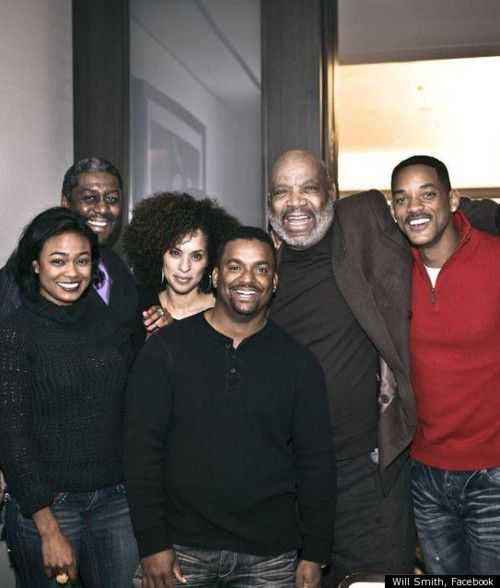 9 Cast Reunions Then And Now: Fresh Prince Family Reunion