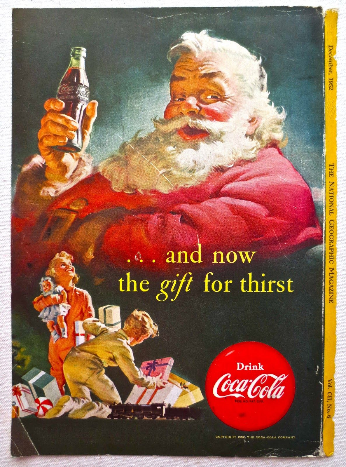 National Geographic Christmas Cards.Pin On Favorite Coke Stuff