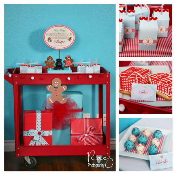 The Savvy Moms Guide Gingerbread Play Party