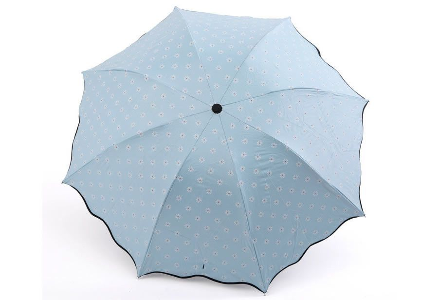 NEW Arrival Good Price Women's Fashion Designer Print Multifunctional Dome-Style Umbrella 4 Colors