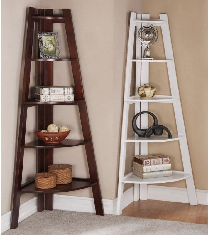 Standing shelves: Making space easy! images