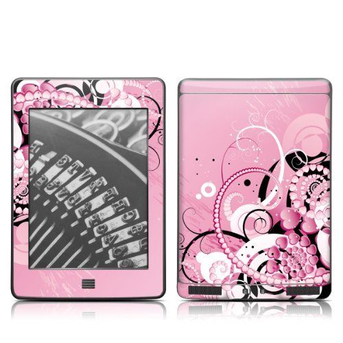 Decalgirl Kindle Touch Skin - Her Abstraction (does not fit