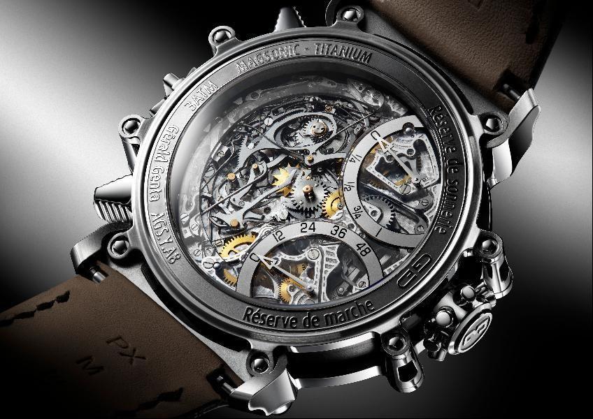 Os 10 relógios mais caros do mundo  081d077b750