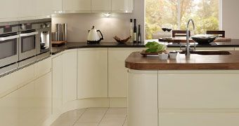 Kitchen Ideas Cream Gloss cream gloss kitchen - google search | kitchen ideas | pinterest