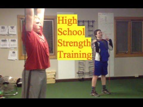 hilliard high school strength training http