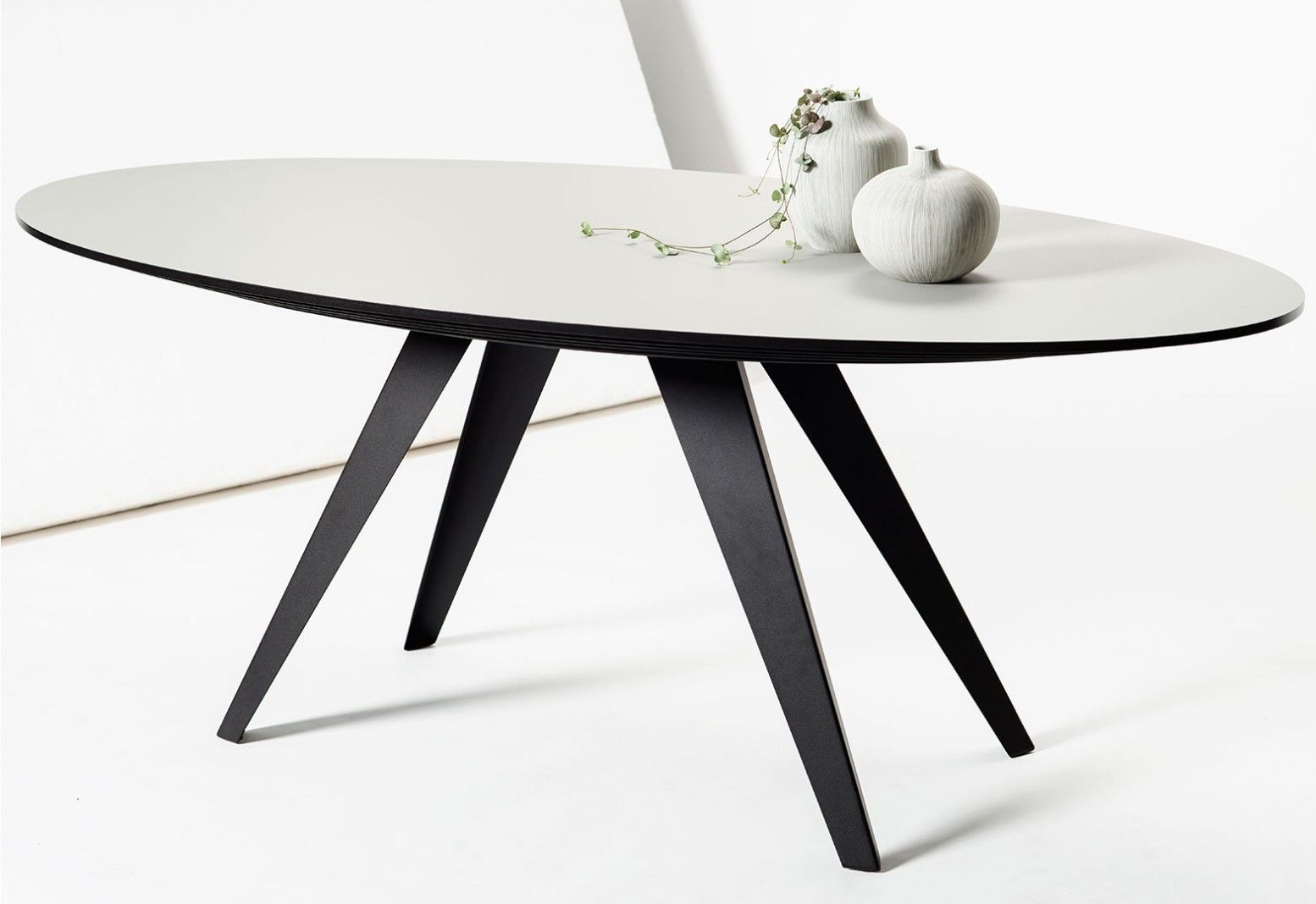 table ovale | tables | pinterest | oval dining tables, tables and