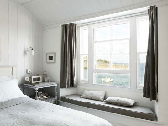 Bedroom Inspiration In A Cottage Hope House In