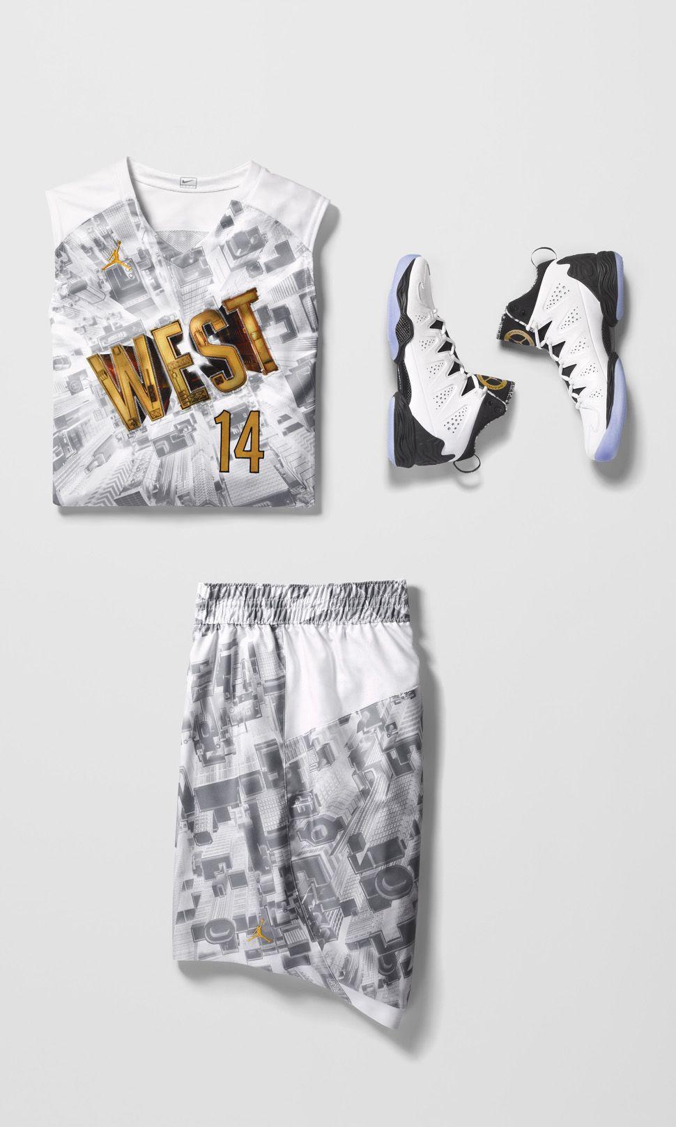 Jordan Brand Classic 2014 Collection (Jerseys, Tees, Kicks