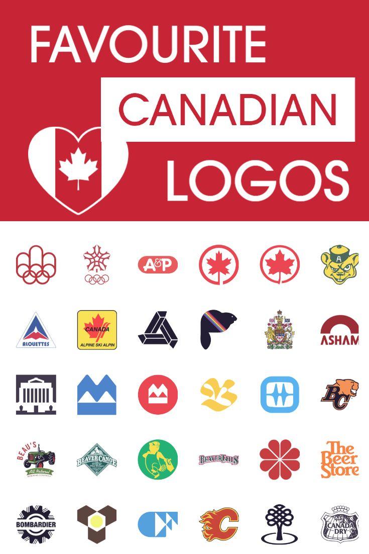Favourite canadian logos in 2020 logos canadian canada