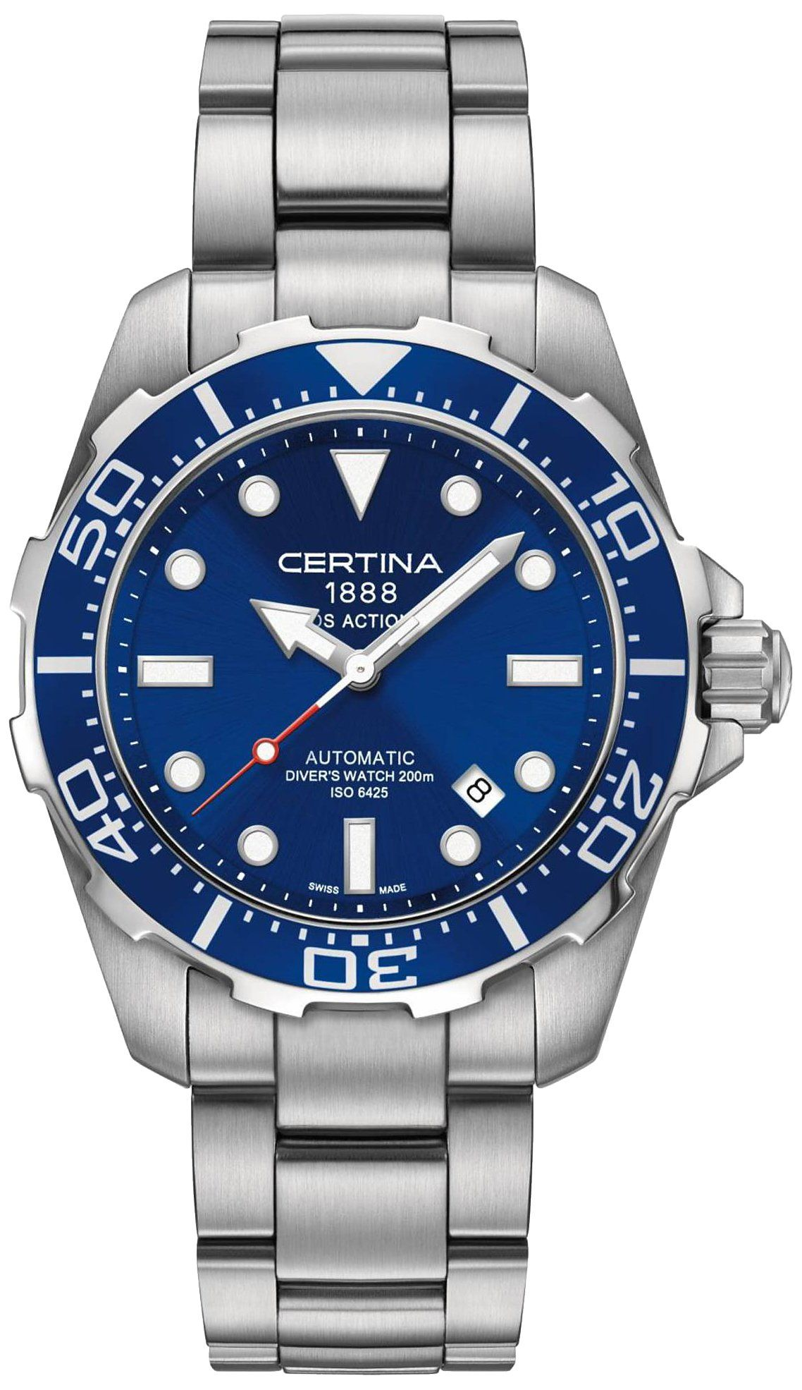 Robot Check Certina Watches Dive Watches Watches For Men