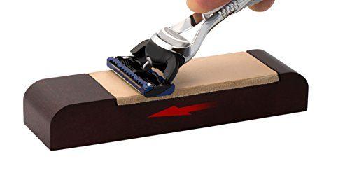 Eureka razor Sharpener con la migliore affilatura in pelle Eureka http://www.amazon.it/dp/B00UYS8VWW/ref=cm_sw_r_pi_dp_MdPnwb0QK36C0