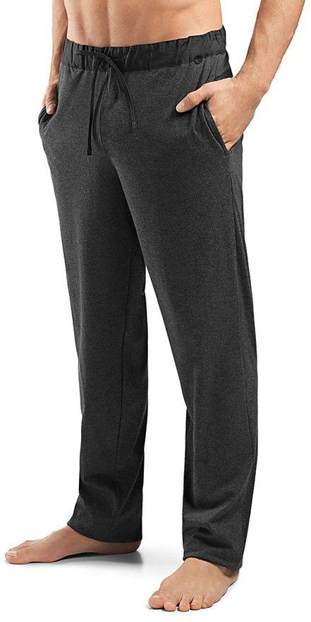 36a4a804c9ec2 Hanro Night & Day Knit Lounge Pants | Men's Sleepwear | Mens lounge ...