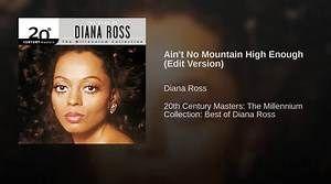 Diana Ross Ain 39 T No Mountain Higher Yahoo Video Search Results Diana Ross Diana Yahoo Video