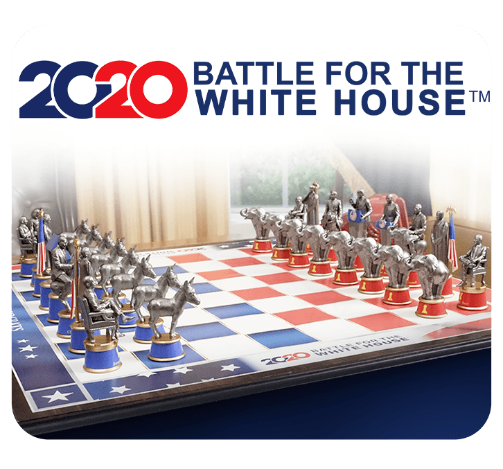 Sotomayor 2020 Battle For The White House Chess Set Replacement Peice bishop
