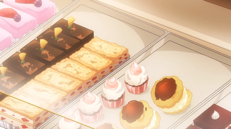Anime Food Samples: For the Week of November 9, 2014   Itadakimasu ...