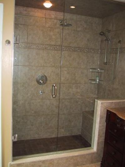 Stand Up Shower Remodel Before And After Google Search